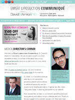 ExpertLiposuction.com August 2014 Newsletter